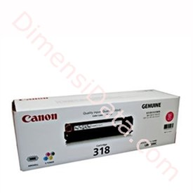 Jual Cartridge CANON Black Toner [EP-318]